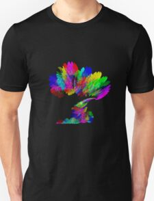 the coloured tree T-Shirt