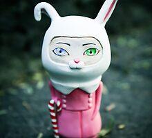 Candy Bunny by Mrs-Kirki