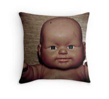 Victim Throw Pillow