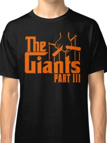 The GIANTS Classic T-Shirt