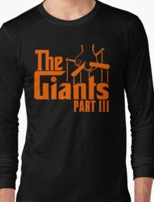 The GIANTS Long Sleeve T-Shirt
