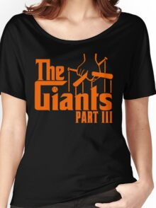 The GIANTS Women's Relaxed Fit T-Shirt