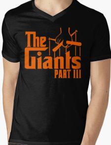 The GIANTS Mens V-Neck T-Shirt