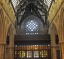 St. Francis Xavier, Cathedral - Adelaide, SA  by wotzisname