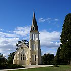 Evandale Church, Tasmania by UncaDeej