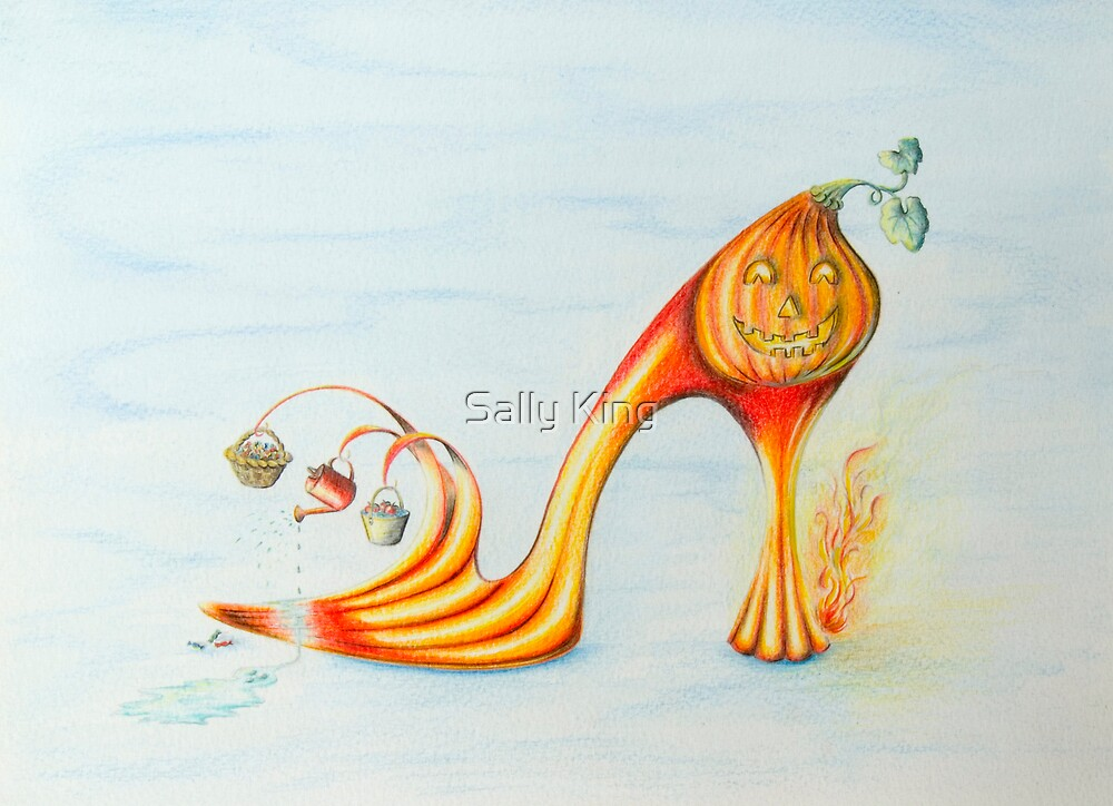 Trick or Treat by Sally King
