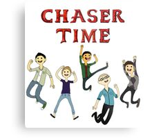 Chaser Time! Metal Print