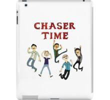 Chaser Time! iPad Case/Skin