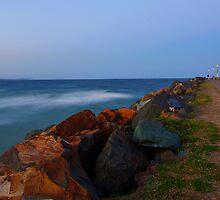 Distant Walker, Tuncurry NSW by UncaDeej