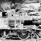 Steam Train. by Andrew Nawroski