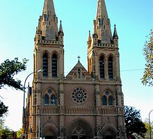 St. Peters Cathedral, Adelaide.S.A by patapping
