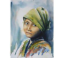 Child's Innocence Photographic Print
