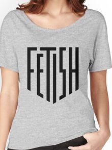 Fetish Shield Women's Relaxed Fit T-Shirt