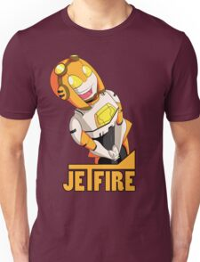 THEY CALL ME JETFIRE FGT Unisex T-Shirt