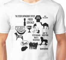 The Chaser - Quotes and References Unisex T-Shirt