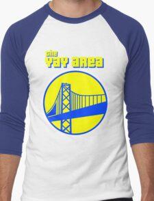 The YAY AREA Men's Baseball ¾ T-Shirt