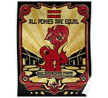 ALL PONIES ARE EQUAL Poster
