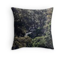 The Forest 1 Throw Pillow