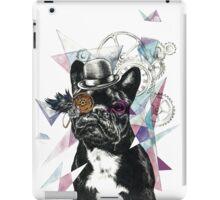 bulldog  iPad Case/Skin