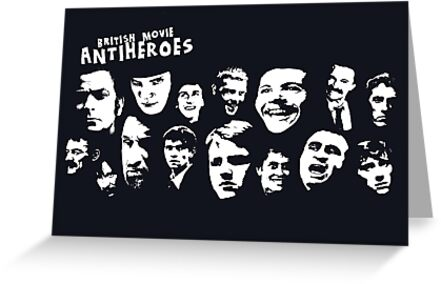 'ANTI-HEROES' by casualco