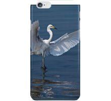 Great Egret (Ardea alba) 15-04 (V) iPhone Case/Skin