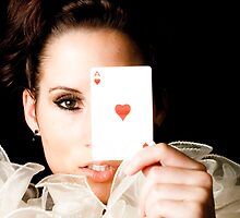 QUEEN OF HEARTS by Roberto Duran