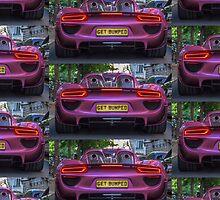 Get Bumped Purple by broadcastmonkey