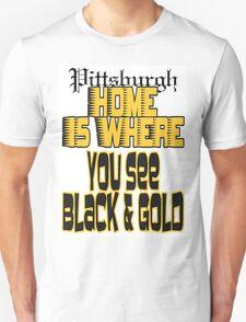 Pittsburgh Home T-Shirt