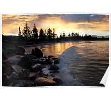 Middleton Beach, Albany, Western Australia Poster