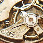 time close up by Lynn McCann