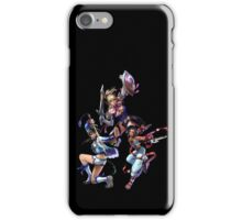 3 Character Tee 2 - Cassandra, Talim and Xianghua iPhone Case/Skin
