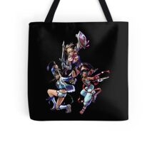 3 Character Tee 2 - Cassandra, Talim and Xianghua Tote Bag