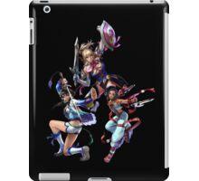 3 Character Tee 2 - Cassandra, Talim and Xianghua iPad Case/Skin