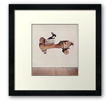 Hare Force Framed Print