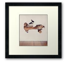 Hare Force Framed Print