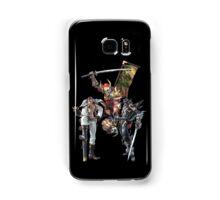 3 Character Tee 1 - Maxi, Raphael and Yoshimitsu Samsung Galaxy Case/Skin