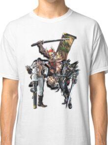3 Character Tee 1 - Maxi, Raphael and Yoshimitsu Classic T-Shirt