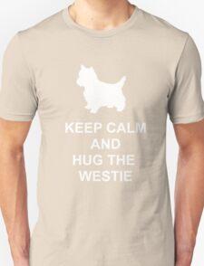 Keep Calm Westie Hoodie Unisex T-Shirt