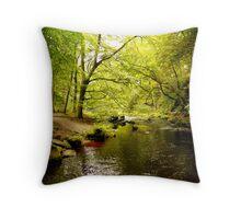 Hebden Water Throw Pillow