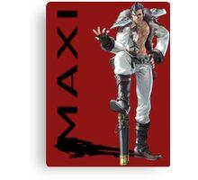 Maxi 3 Canvas Print