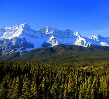 THE ROCKY MOUNTAINS by Sean Jansen