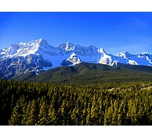 Rocky Mountain Way Photographic Print