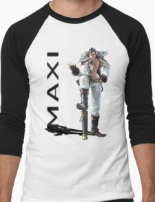 Maxi 3 Men's Baseball ¾ T-Shirt