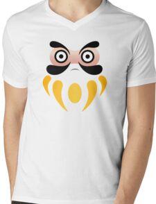 Darumatch Mens V-Neck T-Shirt