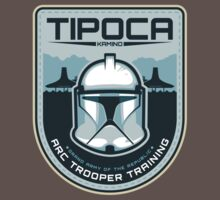 Tipoca Trooper Training Kids Clothes