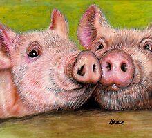 Friends by Debra Keirce