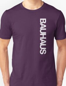 BAUHAUS AND THE BLANK SPACE (B) Unisex T-Shirt