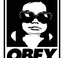 OBEY GG by superaverage