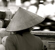 lady in ho chi minh by smallfryphotogr