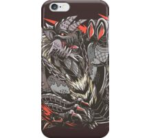 Emperor of Hell  iPhone Case/Skin